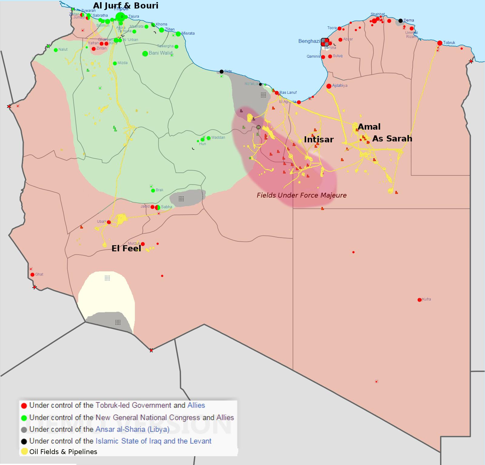 libya | Oilfield Intel
